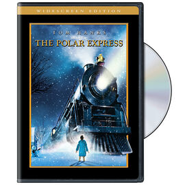 The Polar Express (widescreen) - DVD