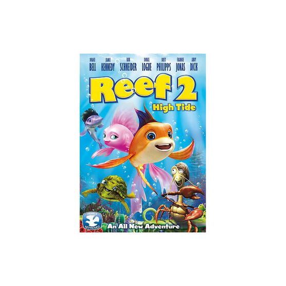 Reef 2: High Tide - DVD