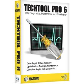 Micromat TechTool Pro 6 for Mac