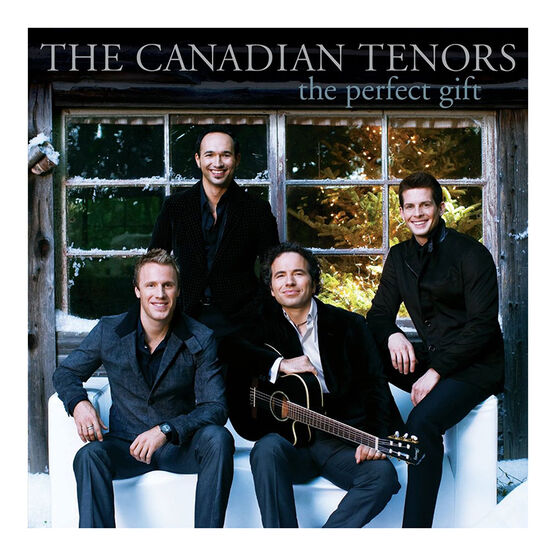 The Canadian Tenors - The Perfect Gift - CD