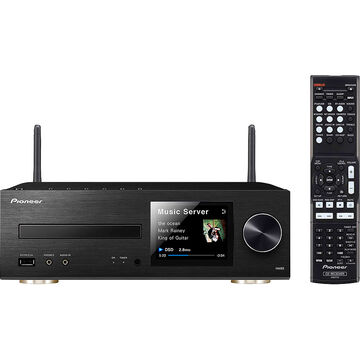 Pioneer Hi-Res Network Receiver Micro System - XCHM82K