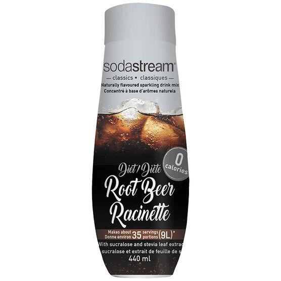 SodaStream Diet Syrup - Root Beer - 440ml