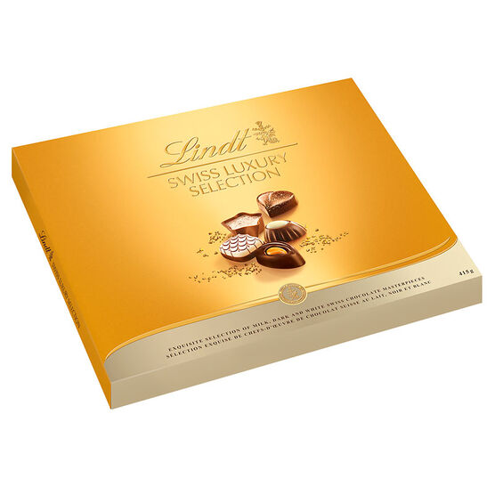 Lindt Swiss Luxury Selections - 415g