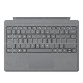 Microsoft Surface Pro Signature Type Cover Keyboard - Platinum - FFP-00001