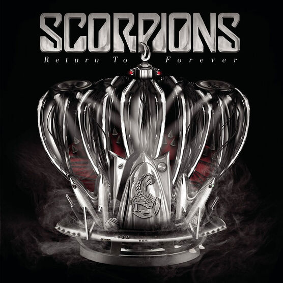 Scorpions - Return To Forever - CD