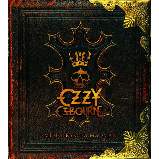 Ozzy Osbourne: Memoirs of a Madman - DVD