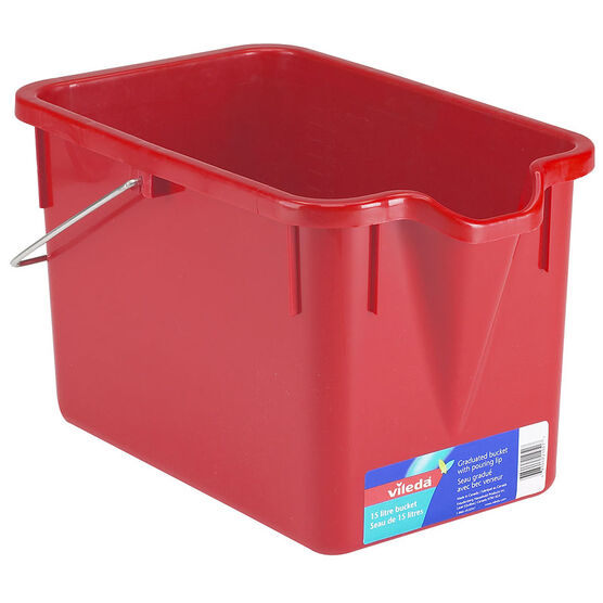 Vileda Bee Mop Bucket - 15L