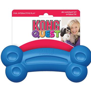 Kong Quest Bone - Small - Assorted