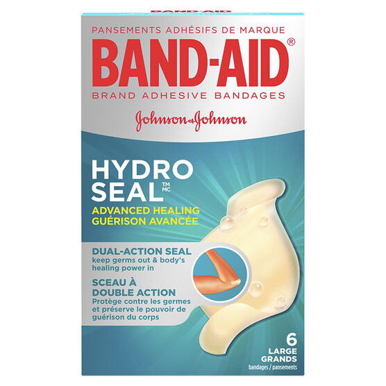 Band-Aid Advanced Healing  - Cut's & Scrapes  - 6's