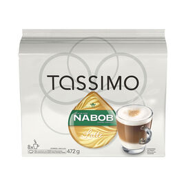 Tassimo Nabob Latte - 8 servings