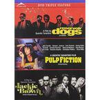 Quentin Tarantino Triple Feature - DVD