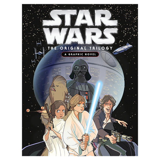 Star Wars Original Trilogy Novel