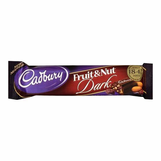 Cadbury Fruit & Nut Dark - 42g