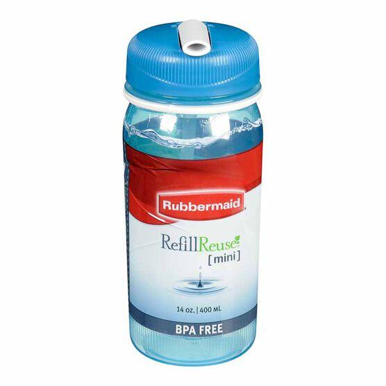 Rubbermaid Premium Sip Bottle - 400ml- Assorted Colours