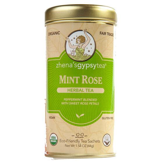 Zhena's Mint Rose Tea - 22's