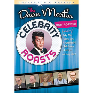 The Dean Martin Celebrity Roasts: Fully Roasted - DVD