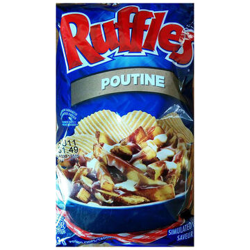 Ruffles Potato Chips - Poutine - 63g