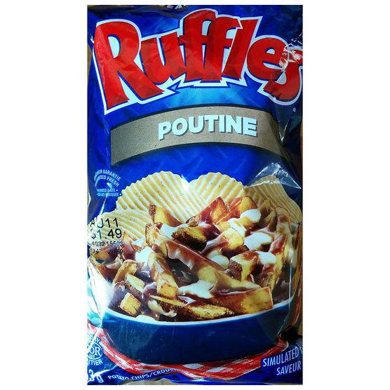 Ruffles Potato Chips - Poutine - 63g