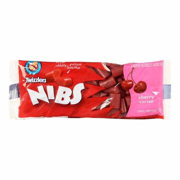 Twizzlers Cherry Nibs Candy - 75g