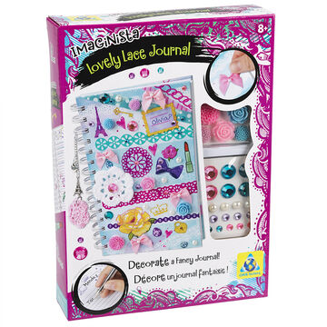 Imaginista - Lovely Lace Journal