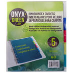Onyx Green Dividers - 5 packs