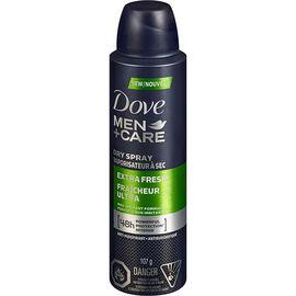 Dove Men +Care Extra Fresh Dry Spray Antiperspirant - 107g