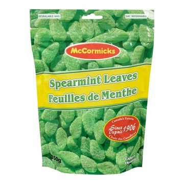 McCormicks Spearmint Leaves - 350g