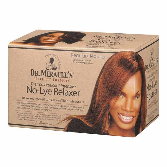 Dr. Miracle's Thermalceutical Intensive No-Lye Relaxer - Regular