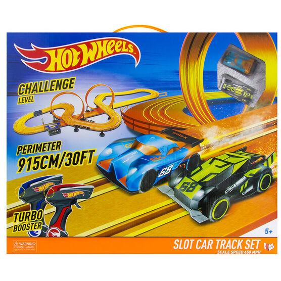 Hot Wheels Slot Tracker Set