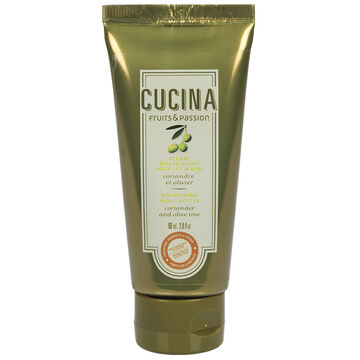 Fruit & Passion Cucina Hand Butter - Coriander and Olive Tree - 60ml