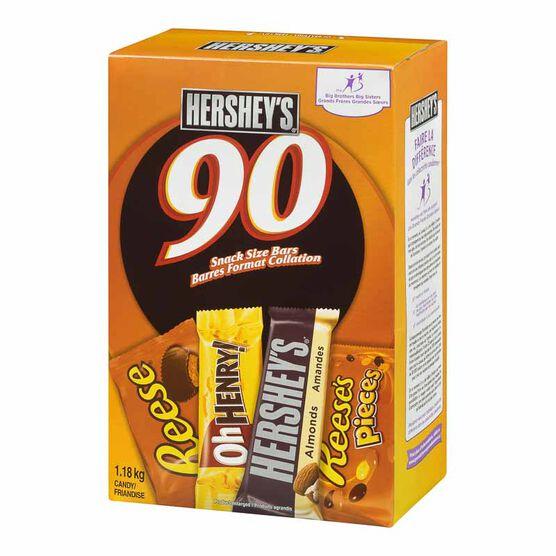 Hershey Chocolate Assortment - 90's/1.18kg