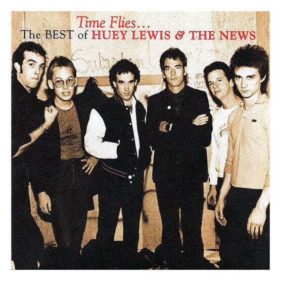 Huey Lewis and The News - Time Flies: The Best of Huey Lewis and The News - CD