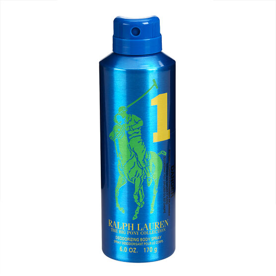 Ralph Lauren Big Pony 1 Deodorizing Body Spray - 170g
