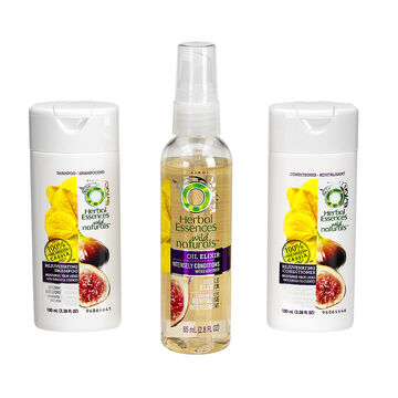 Herbal Essences Wild Naturals Rejuvenating Kit - 3 piece