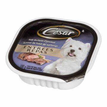 Pedigree Cesar Dog Food - Top Sirloin - 100g