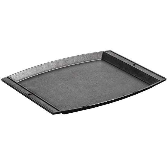 Lodge Cast Iron Jumbo Platter - Black - 15inch