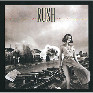 Rush - Permanent Waves - Vinyl
