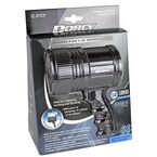 Dorcy 4C Zoom Focus Spotlight - Black - 41-1085