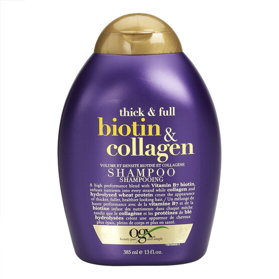 OGX Biotin & Collagen Shampoo - 385ml