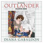 The Official Outlander Colouring Book by Diana Gabaldon