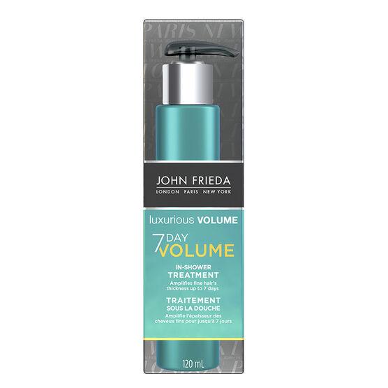 John Frieda Luxurious Volume 7 Day Volume in Shower Treatment - 118ml