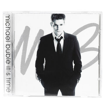 Michael Buble - It's Time - CD