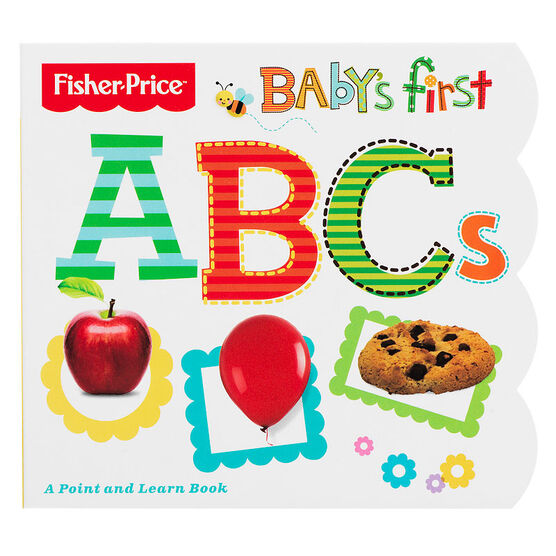Fisher Price Children's Book - Assorted