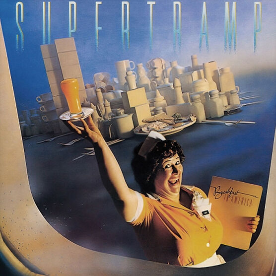 Supertramp - Breakfast In America - Vinyl