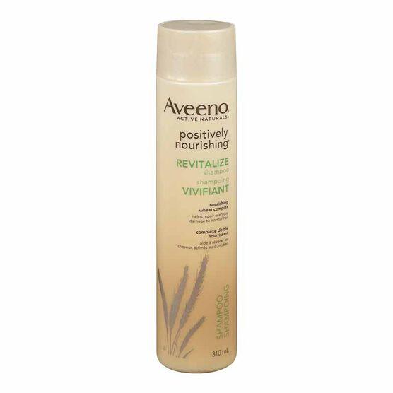 Aveeno Positively Nourishing Revitalize Shampoo - 310ml
