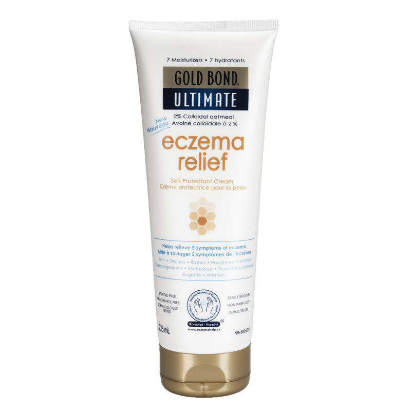 how to treat eczema rash