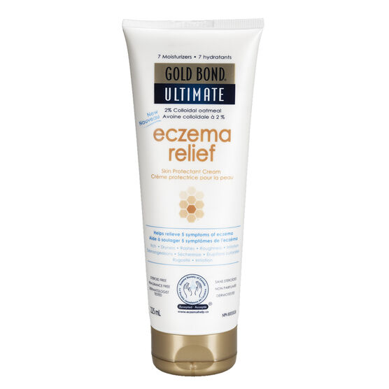 Gold Bond Ultimate Eczema Skin Relief Cream - 225ml