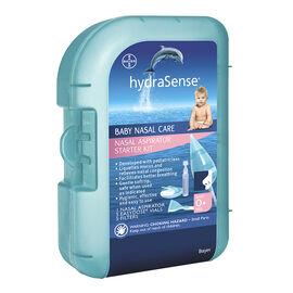 hydraSense Nasal Aspirator Starter Kit for Newborns & Infants