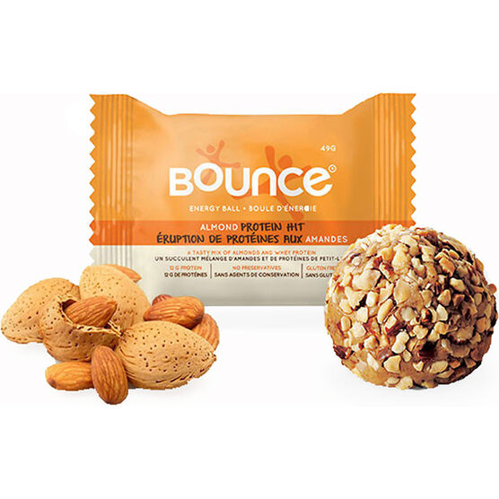 Bounce Energy Ball - Almond Protein Hit - 49g