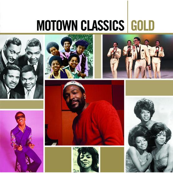Various - Motown Classics - Gold - 2 Disc Set